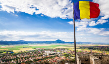 Romania drapel