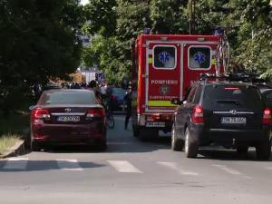 O acțiune a pompierilor din Timișoara a atras zeci de curioși