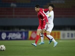 Meci Coreea de Nord - Coreea de Sud, în preliminariile CM - 4