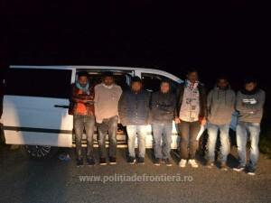 Ucrainieni, arestați la frontiera cu Ungaria pentru trafic de migranți