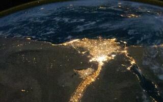 Egipt noaptea