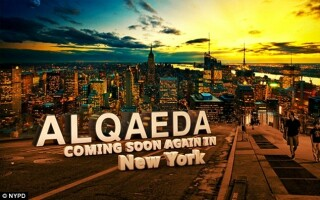 afis Al Qaeda la New York