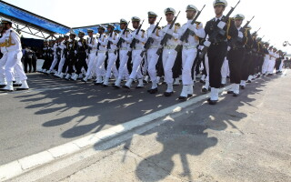 Parada militara in Iran