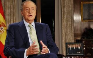 Regele Juan Carlos al Spaniei
