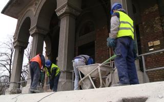 renovare trepte catedrala