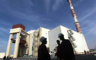 Iran, centrala nucleara