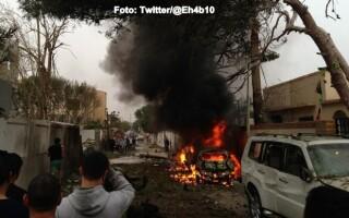 Atentat in Tripoli