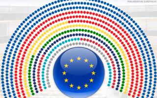 infografic parlamentul european