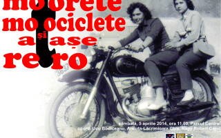 motociclete, expozitie, Parcul Central