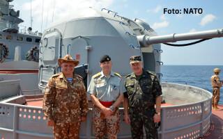 exercitiu comun NATO Ucraina
