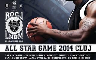 Cluj, baschet, All Star Game