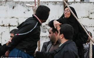 iran, condamnat la moarte