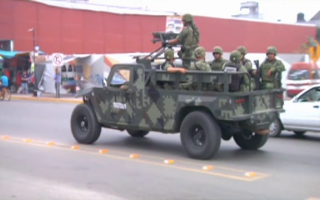 soldati Mexic