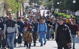 refugiati - agerpres