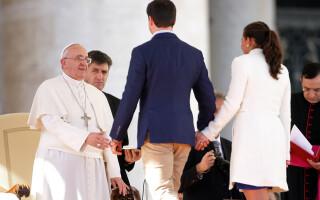 Papa Francisc - Getty