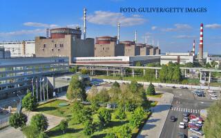 centrala nucleara Zaporojia, Enerhodar