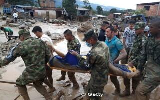 Columbia, Mocoa, alunecare de teren - 5