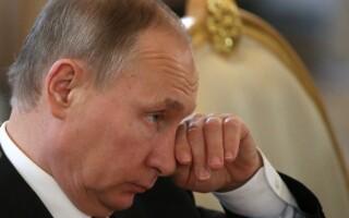 Vladimir Putin Getty