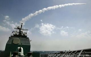 lansare racheta Tomahawk