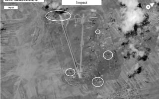 lovituri aeriene americane in Siria