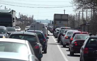trafic, aglomeratie, valea prahovei, dn1