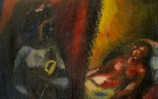tablou de chagall
