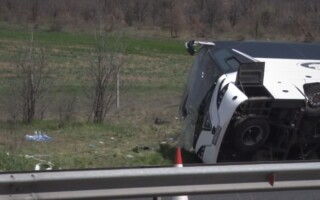 accident bulgaria