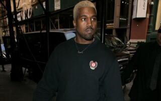 Kanye West vopsit blond