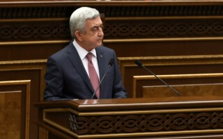 premier armenia