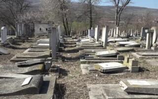 Cimitirul evreiesc din Husi, vandalizat - 5