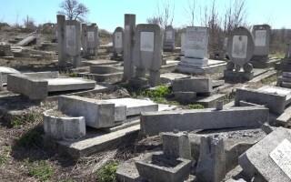 Cimitirul evreiesc din Husi, vandalizat - 6