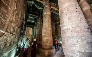 Sohag, egipt, mormant egiptean