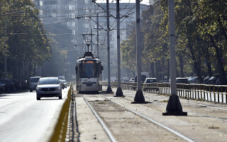 Circulaţia tramvaiului 41 va fi suspendată parțial