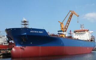 Cei trei marinari români, răpiți de pe o navă, în Togo, au fost eliberați