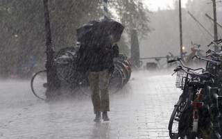 Vreme, ploaie