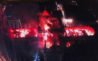 Notre Dame imagini din interior