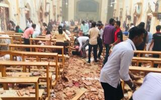 Mărturia unui preot, după atacul sângeros din Sri Lanka - 1