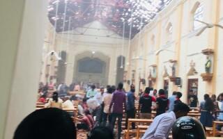 Mărturia unui preot, după atacul sângeros din Sri Lanka - 3