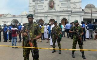 Atentat in Sri Lanka in ziua de Paste