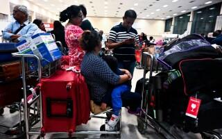 O bombă a fost găsită pe un aeroport din Sri Lanka