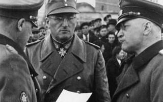 Biletul de adio al lui Hitler