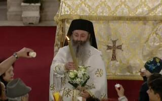Slujba de Înviere, în direct pe Pro TV de la Biserica Antim