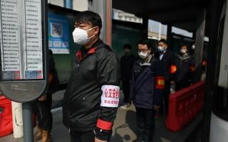 Toată China a păstrat 3 minute de reculegere în memoria victimelor COVID-19