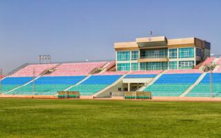 Stadion Tadjikistan