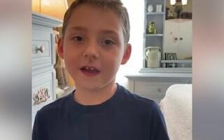 copil 6 ani sua a invins coronavirus