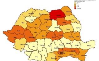 Coronavirus in Romania - INSP - 12