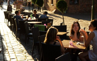 vilnius cafenea