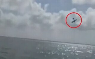 VIDEO. Tragedie aviatică la petrecerea de dezvăluire a genului unui bebeluș. Doi oameni au murit