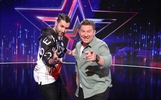 Pavel Bartoș și Smiley