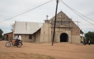Biserică din Uganda